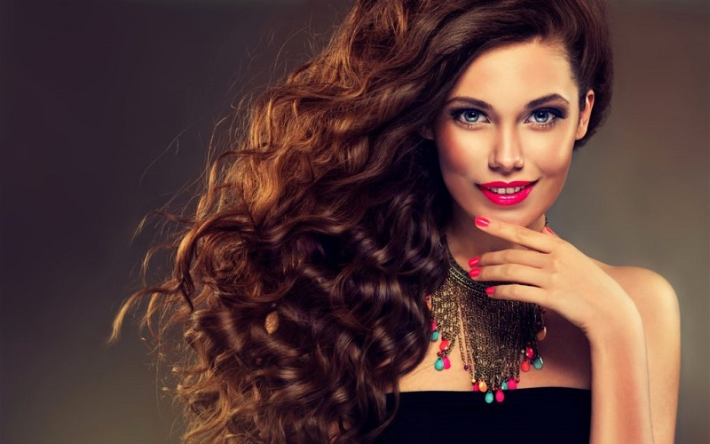 Extension cheratina per capelli come desiderati